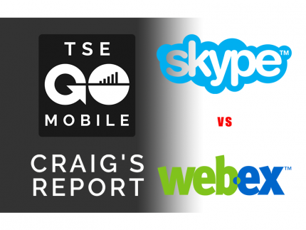 TSE GO MOBILE BUSINESS TOOLS FOR COLLABORATION AND VIDEO CONFERENCING REVIEWS